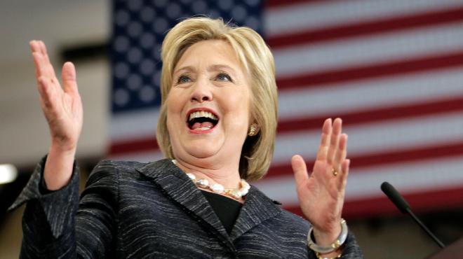 Trump i Clinton s'imposen en una nova ronda de primàries als EUA.