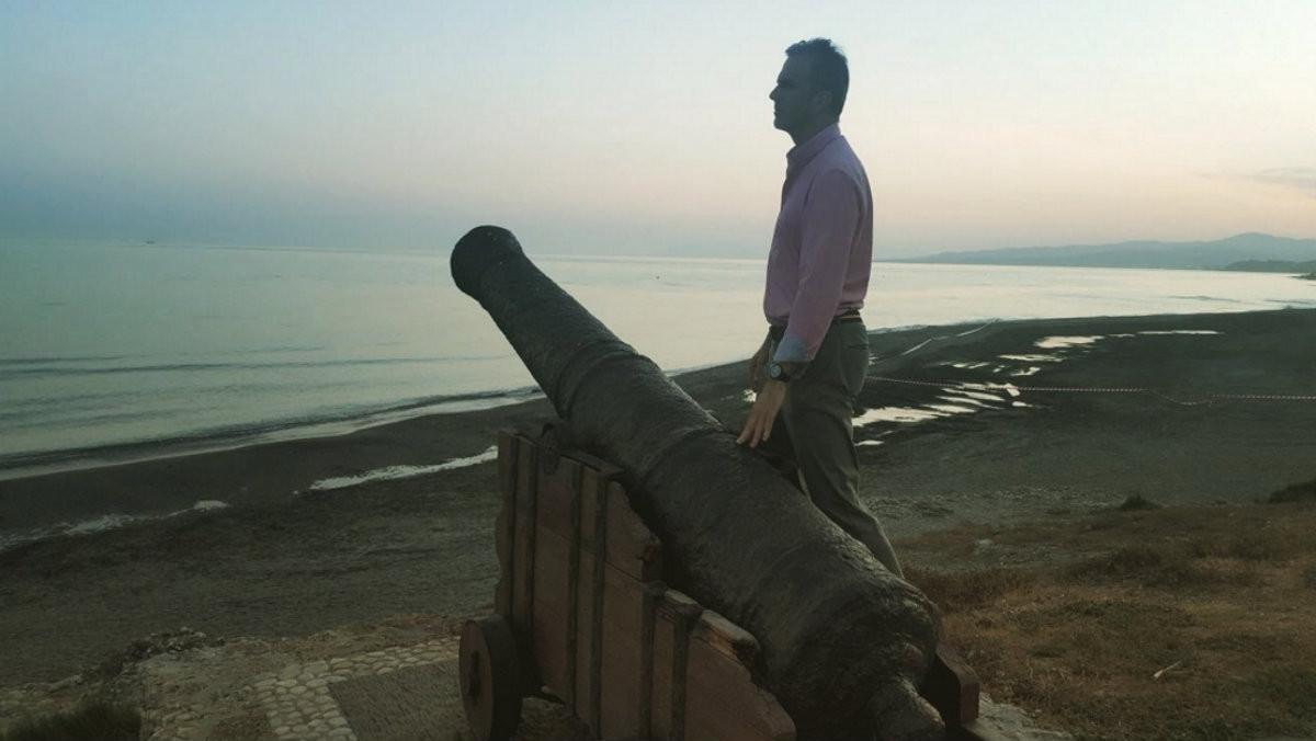 La imagen que Javier Ortega Smith ha publicado en su perfil de Twitter.