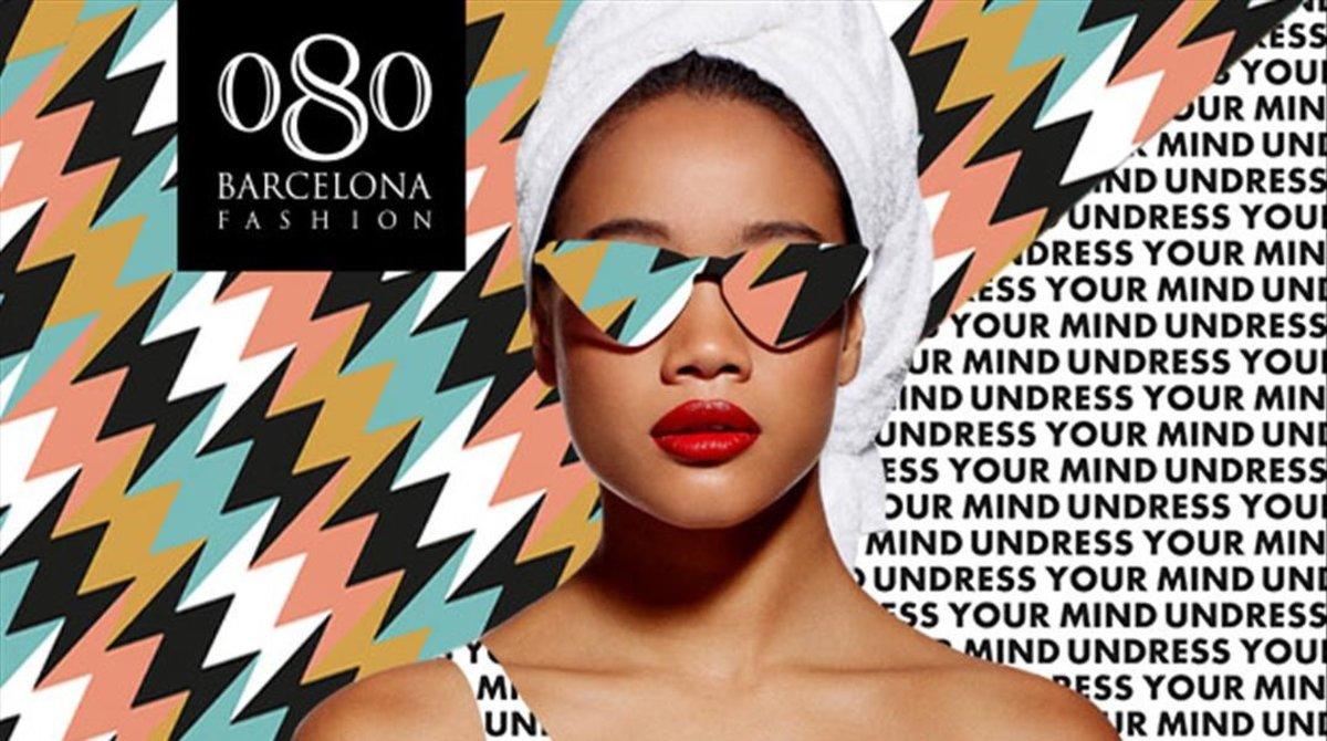 Cartel de laedición del 080 Barcelona Fashion 2019.