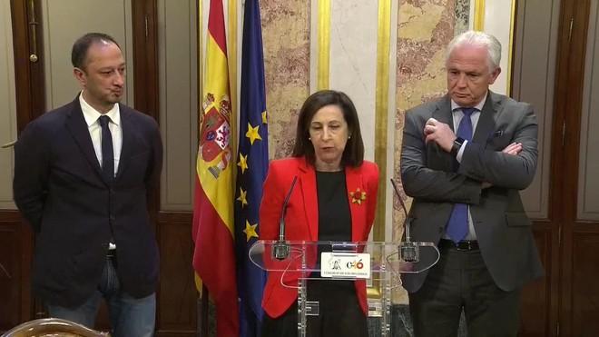 Pacto del PSOE, Podemos y Cs para quitar al PP el control de RTVE