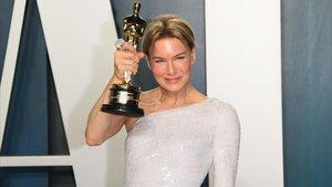 Renée Zellweger, con el Oscar a la mejor actriz por 'Judy'