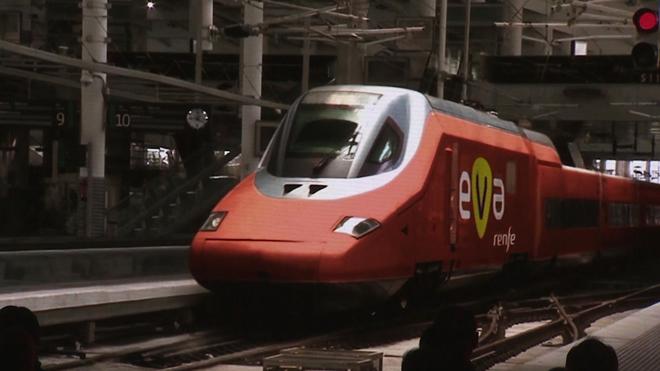 Renfe lanzará en 2019 un nuevo Ave inteligente y low-cost.