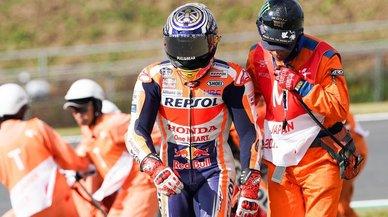 Márquez continua sense aconseguir la 'pole' a Motegi