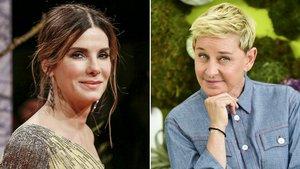 Sandra Bullock y Ellen DeGeneres han unido fuerzas para ir contra las empresas que usan su imagen en publicidad falsa.