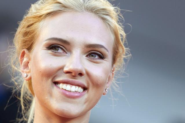 Scarlett Johansson, el pasado septiembre, en el festival de Venecia.