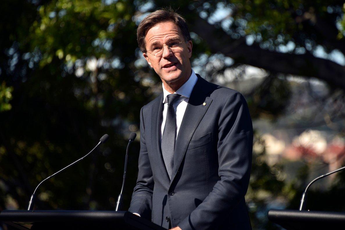 Scott Morrison,primer ministro australiano.