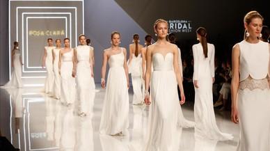 La semana de los 25.000 vestidos de novia