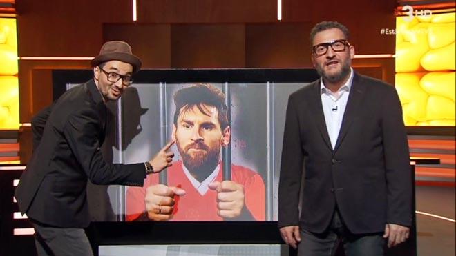 Puigdemont al món: la clau és Messi