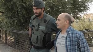 Rubén Cortada y Pepe Viyuela, en Olmos y Robles.