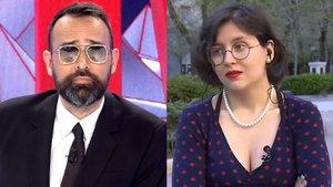 Risto Mejide y Sofía Rincón.