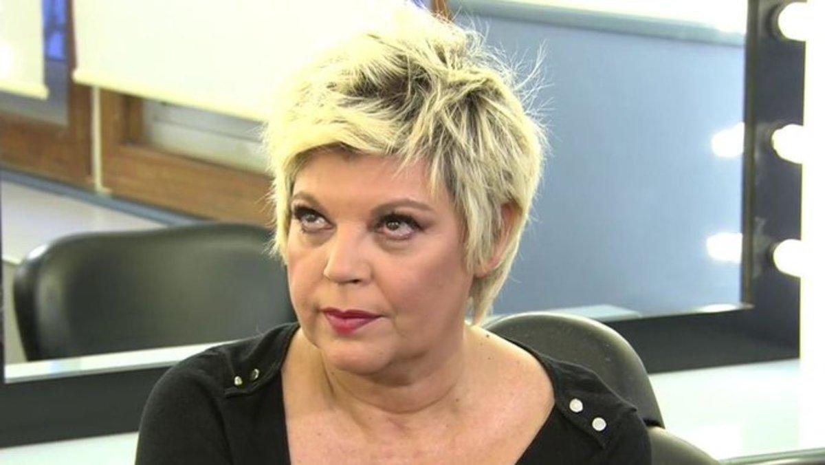 """Terelu se enfada con Emma García por un comentario sobre María Teresa Campos: """"Estoy hasta el moño"""""""
