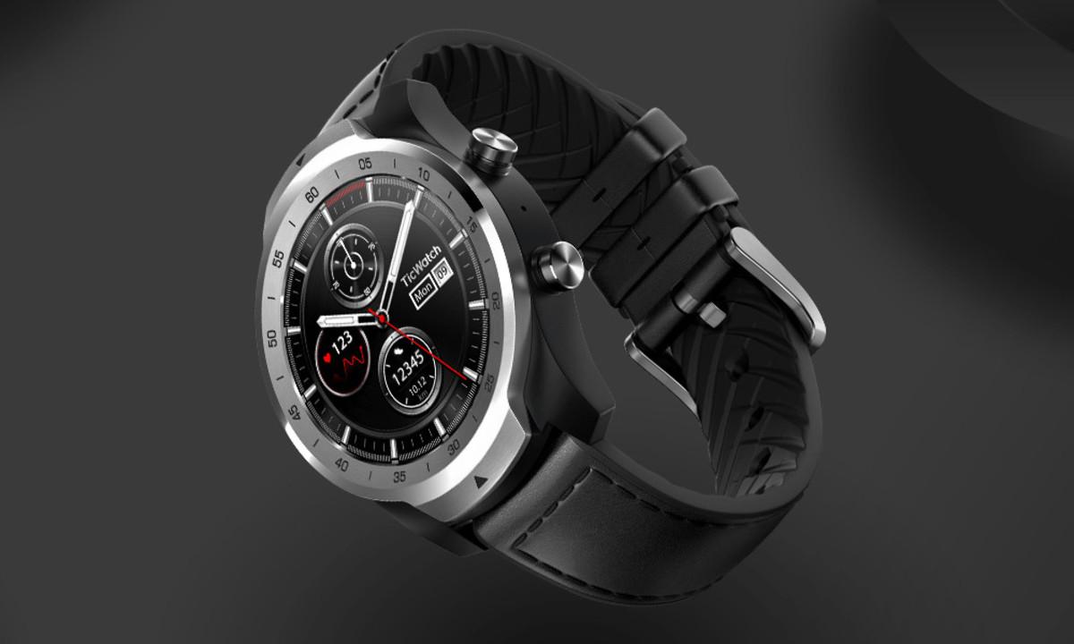 Reloj inteligente capaz de mostrar dos pantallas, para ahorrar energía.