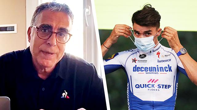La videopresentació del Tour de França des de Niça