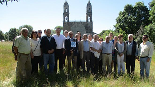 Los 26 vecinos de Otero de Sanabria (Zamora) tendrán estación del AVE de alta velocidad.