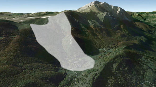 Una avalancha aplasta el hotel Rigopiano, en los Apeninos