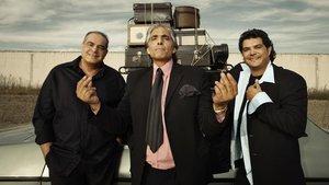 Una imagen del grupo Los Chichos.