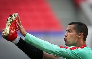 Cristiano Ronaldo no dona la cara a Kazan
