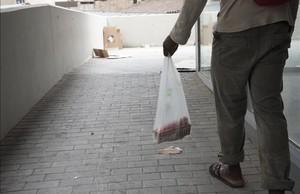 Infructuós viatge de Lampedusa a Lleida a la recerca de feina