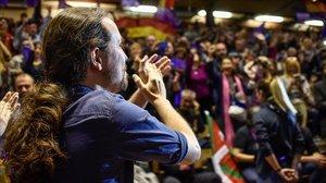 Iglesias aposta pel republicanisme per recuperar la fraternitat a Catalunya