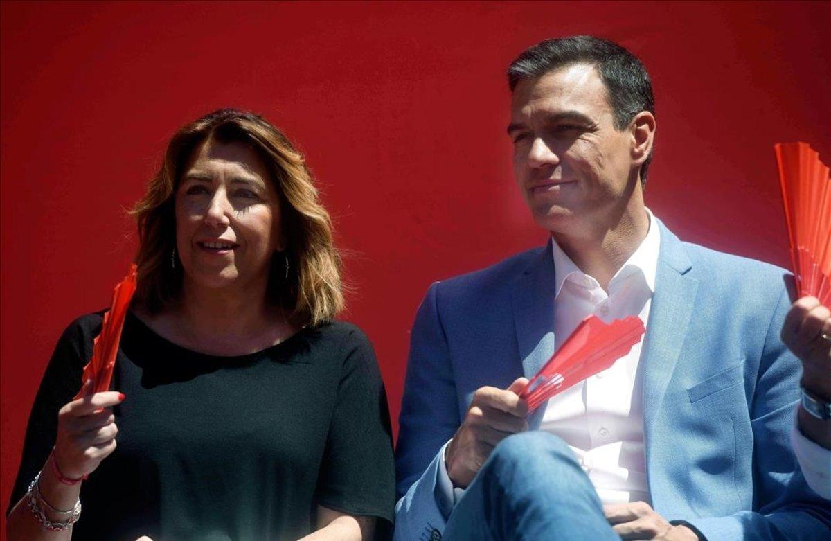 L'estira-i-arronsa de Sánchez i Díaz: una altra volta a Andalusia