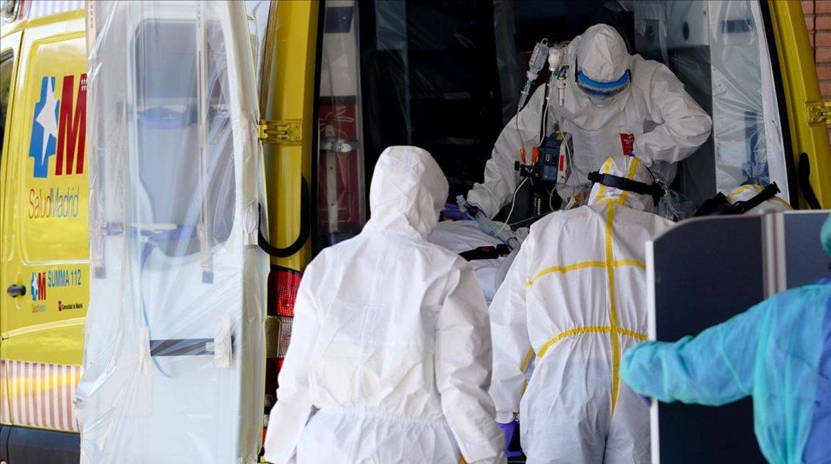 Un juez evita que deje el hospital un enfermo por coronavirus