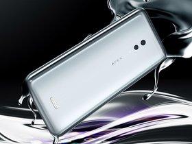 Smartphone conceptual del fabricante de móviles Vivo, modelo Apex 2020.