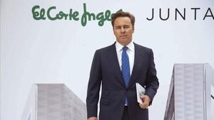 El consell d'El Corte Inglés es reuneix dimecres amb Gimeno a la corda fluixa