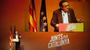 """Puigdemont demana el vot dels no independentistes per evitar un """"155 'premium'"""""""
