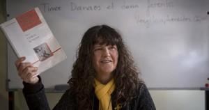 Eulàlia Lorés: «Estuve conversando siete días en latín con 300 personas»