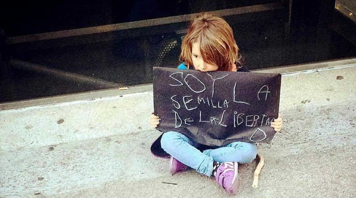 El día en que mi hija fue a la huelga