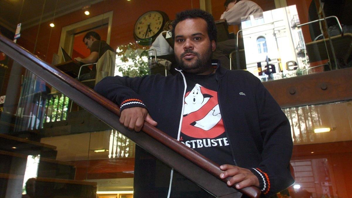 El músico y productor Carlos Jean.