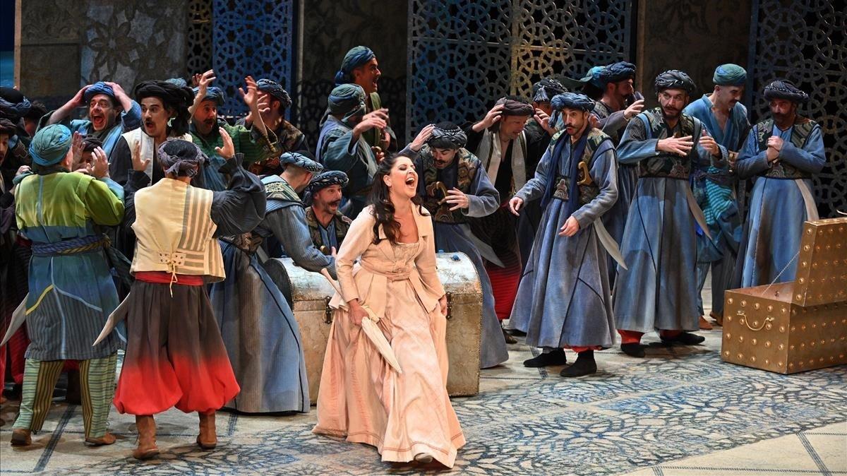 Una espurnejant joia de Rossini al Liceu