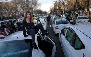 La Policia busca l'assassí del taxista degollat a Alcalá de Henares