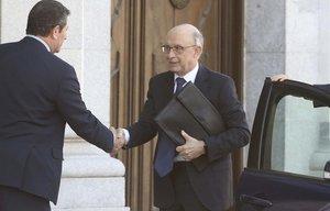 Montoro revela que Hisenda va presentar set denúncies per l'ús de fons per a l'1-O
