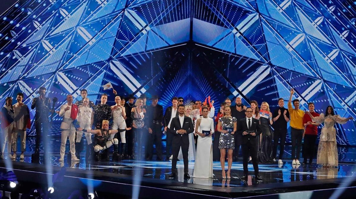 La polèmica d'Eurovisió a Israel