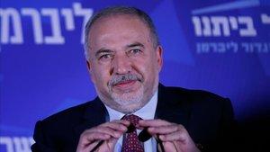 Avigdor Lieberman: la clau de la governabilitat a Israel