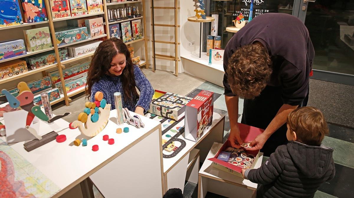 Londji: jocs per jubilar la 'tablet'