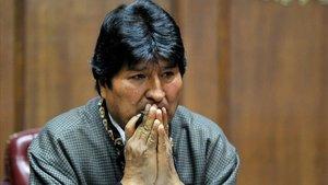 Bachelet va denunciar la persecució a Bolívia d'Evo Morales i els seus exfuncionaris