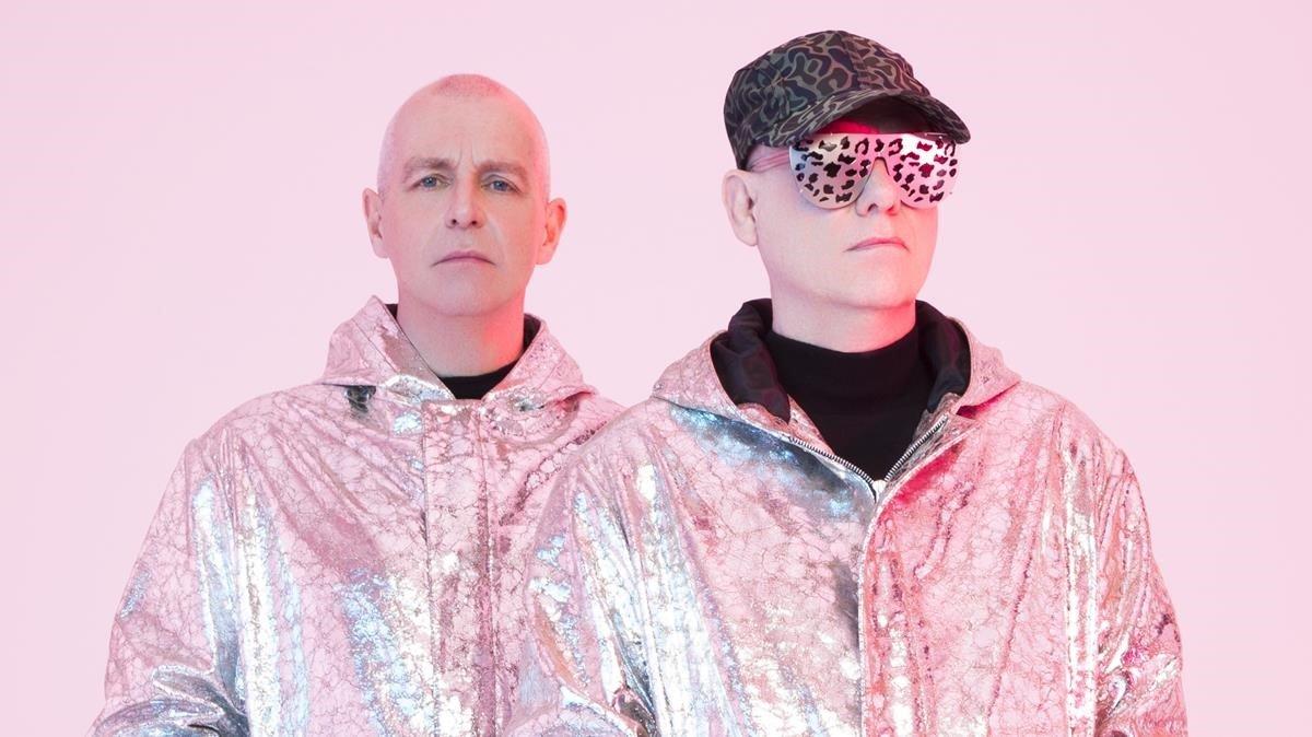 Pet Shop Boys, en una imagen promocional.