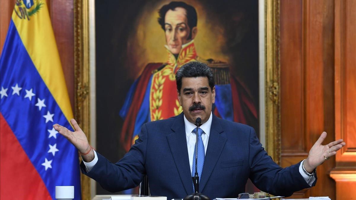 Maduro ordena l'expulsió de l'ambaixadora de la UE a Caracas