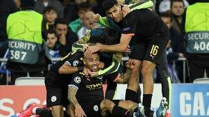 El Manchester City de Guardiola assalta el Bernabéu