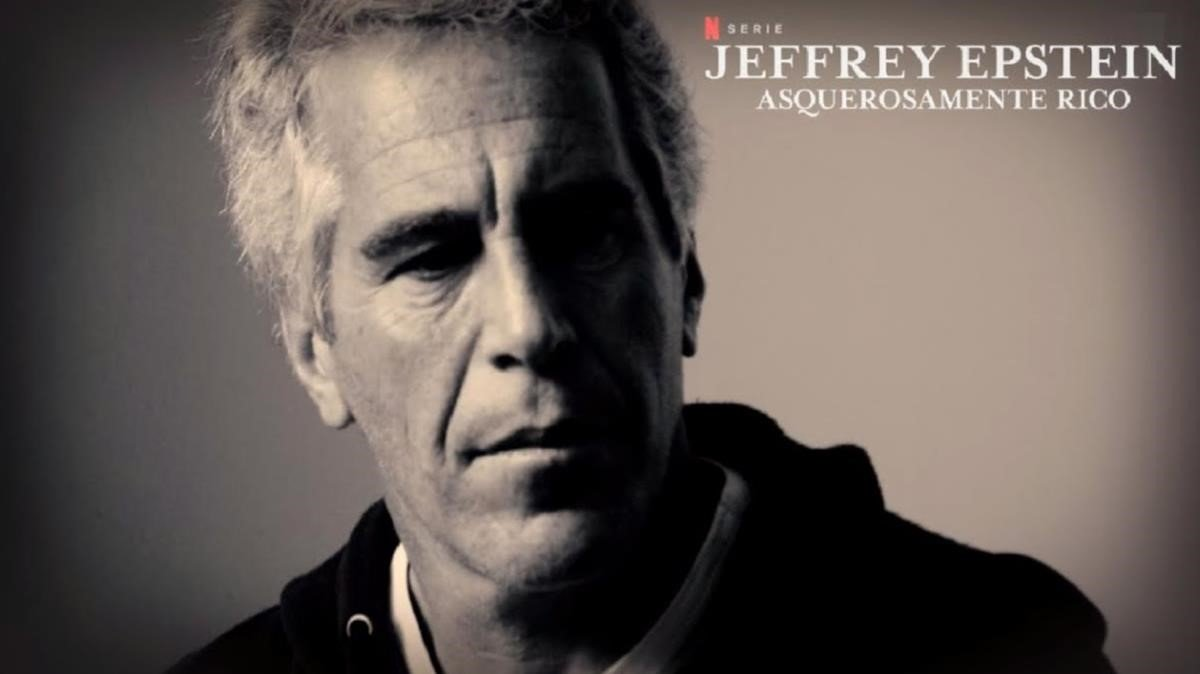Fotograma de 'Jeffrey Epstein: asquerosamente rico'.