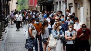 Juristes demanen facilitar el vot als contagiats per coronavirus d'Euskadi i Galícia