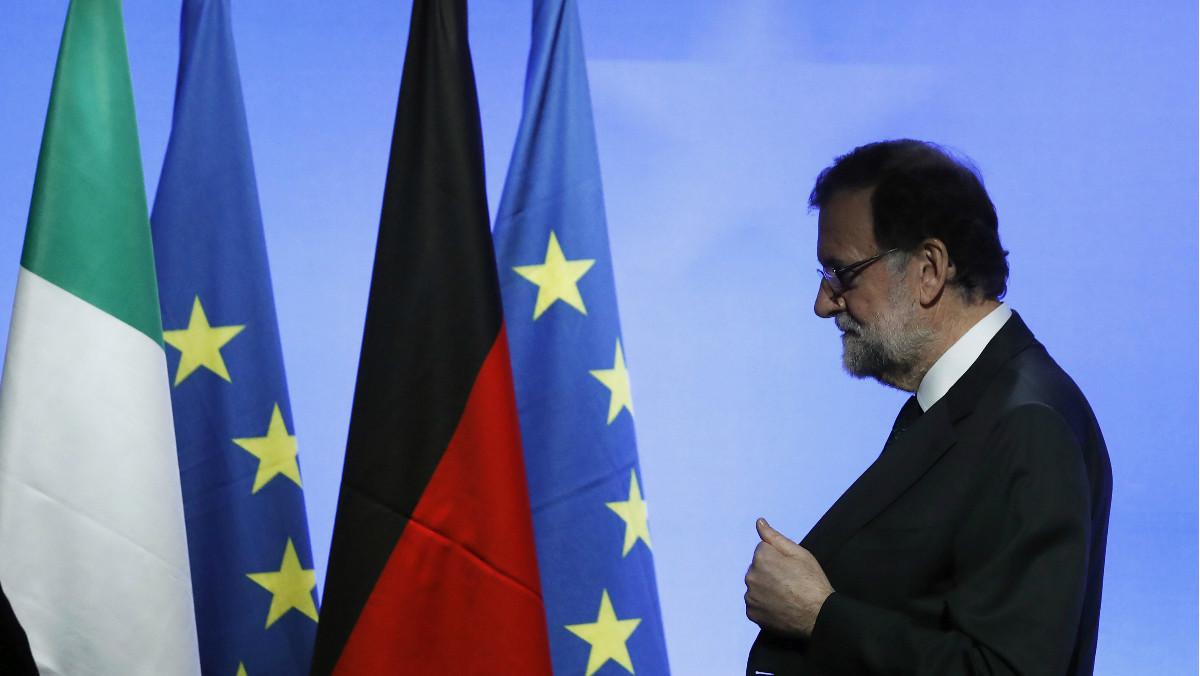 Desde el estallido de la crisis financiera, Españaha perdido peso dentro de la riqueza de la Unión Europea.