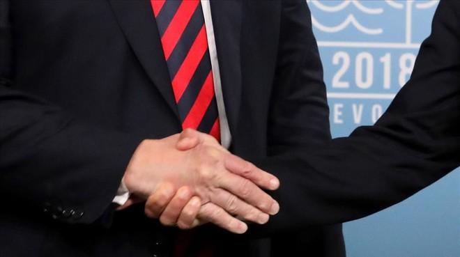 Donald Trump dejó el G7 con una advertencia a sus aliados - Mundo