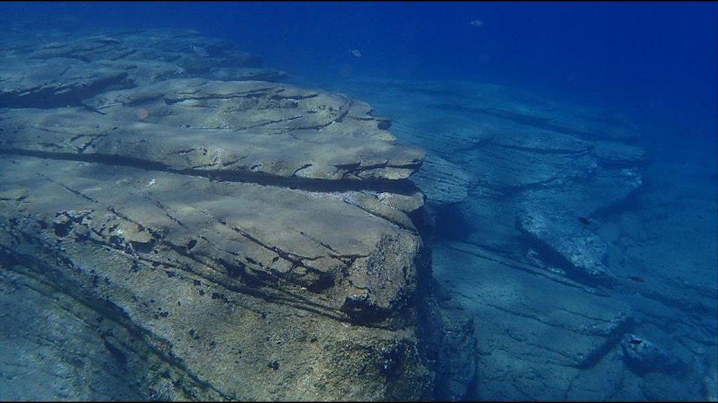 La desertització també s'obre camí sota el mar