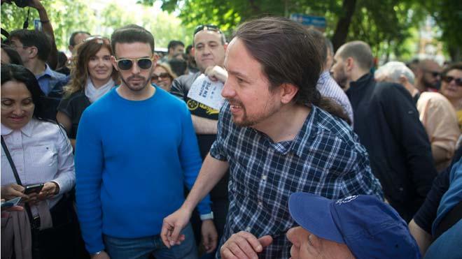 """Iglesias, a Sánchez: """"Sense coalició no hi haurà un Govern estable"""""""