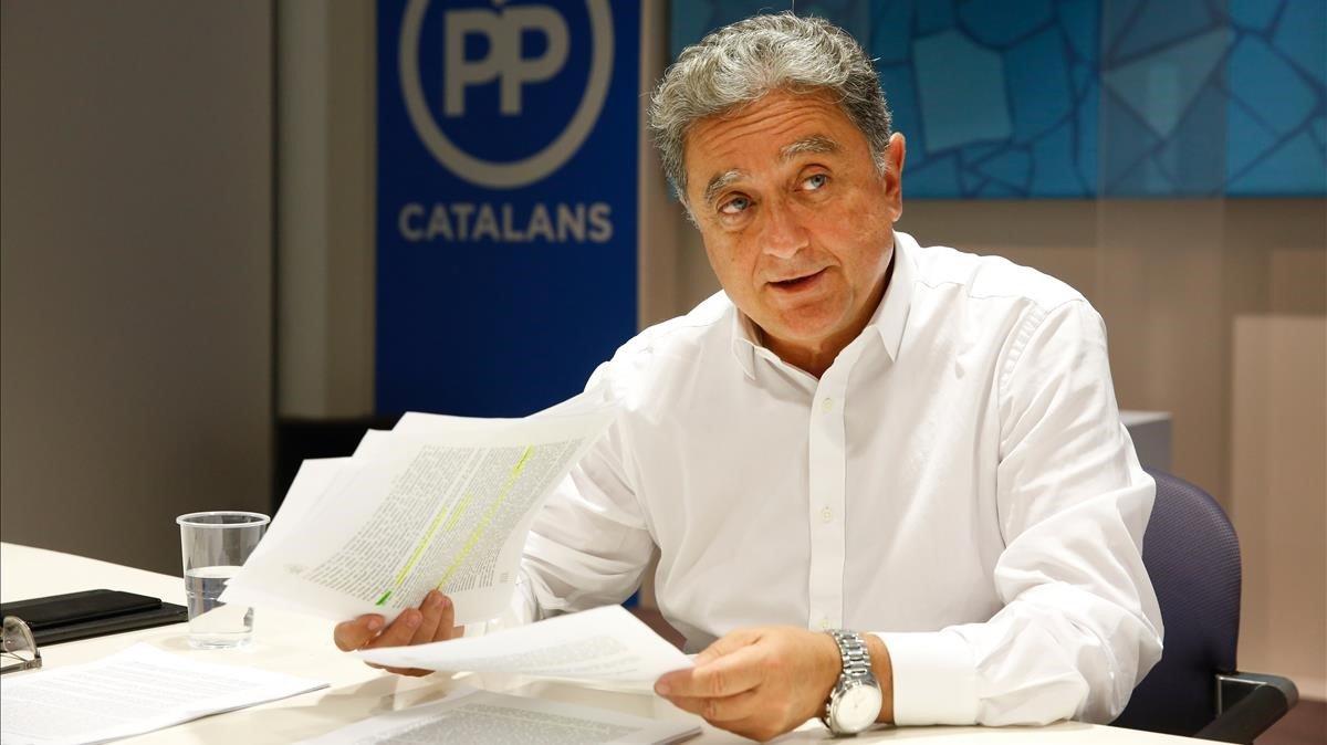 Millo conclou la polèmica i anuncia que no contestarà més insults