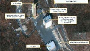 Detectada activitat en una base de míssils nord-coreana que se suposava desmantellada