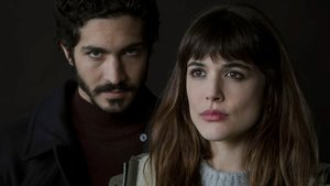 Adriana Ugarte y Chino Darín, en una imagen promocional de 'Durante la tormenta', de Oriol Paulo.